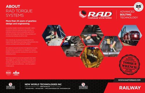 Rail Industry brochure