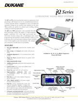 iQ Series HP-E Ultrasonic Hand Held System