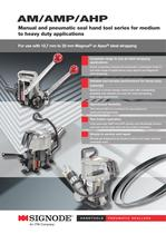 AM/AMP/AHP pneumatic combination tools