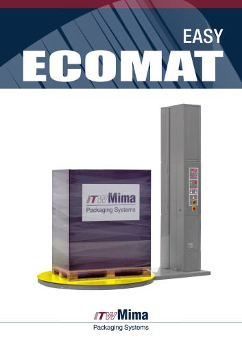 Ecomat Easy wrapping machine