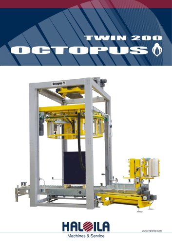 OCTOPUS TWIN