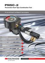 PNSC-2 Pneumatic Push Type Combination Tool