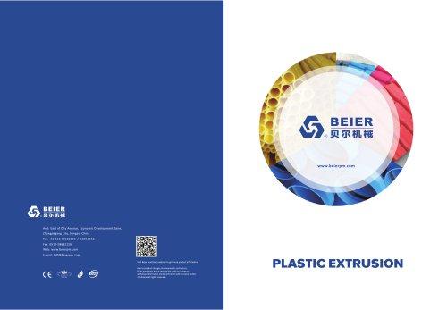 O-PVC manufacture line