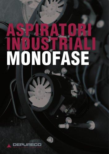 ASPIRTATORE INDUSTRIALE MONOFASE