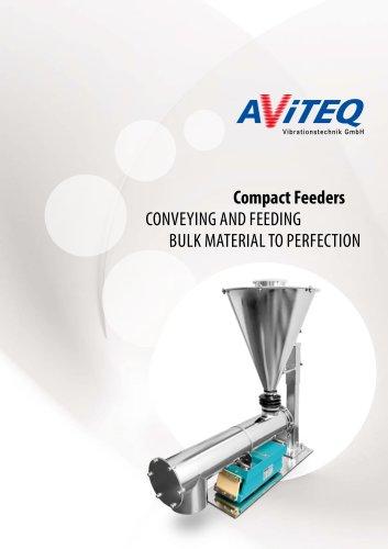 Compact feeders