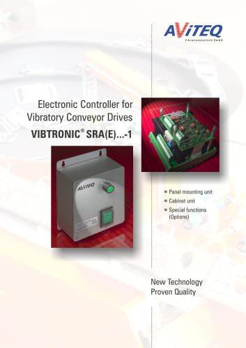 Electronic controllers SRA(E)