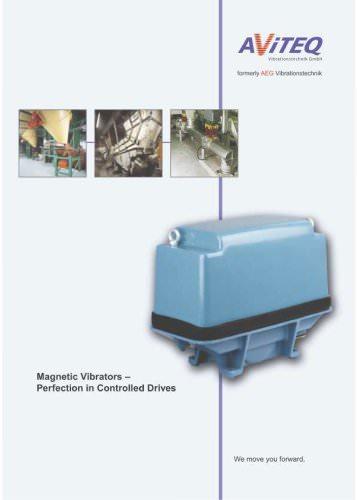 Magnetic vibrators MV