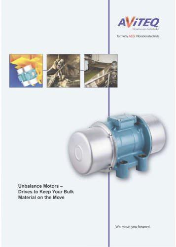 Unbalanced motors UV