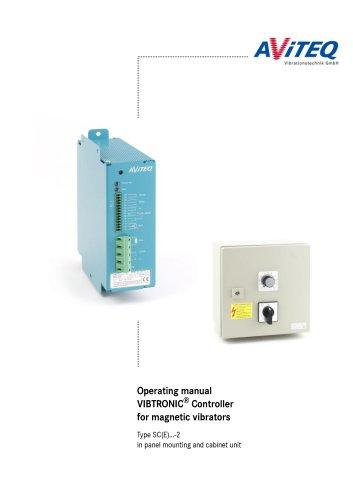 VIBTRONIC® controllers SC(E)