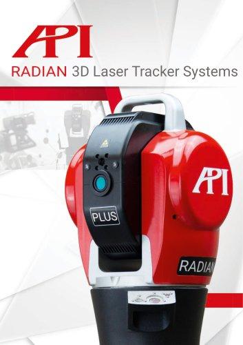Radian 3d Sistemi Laser Tracker