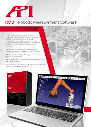 Robotic Measurement Software