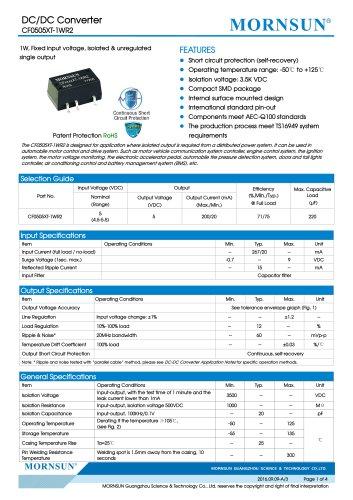 CF0505XT-1WR2