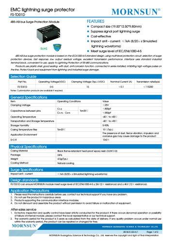 FS-TD01D