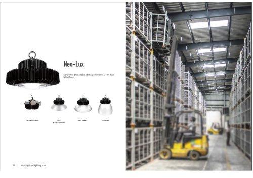led high bay light| Yaham Neo-Lux LED high bay light|led high bay light specification