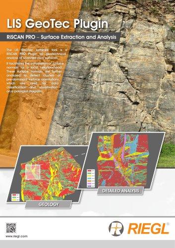 LIS GeoTec Plugin