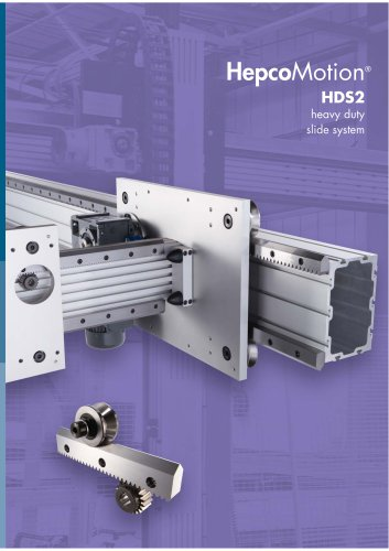 HDS2 Heavy Duty Slide System