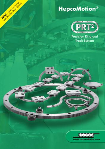 PRT Ring Slides and Track System