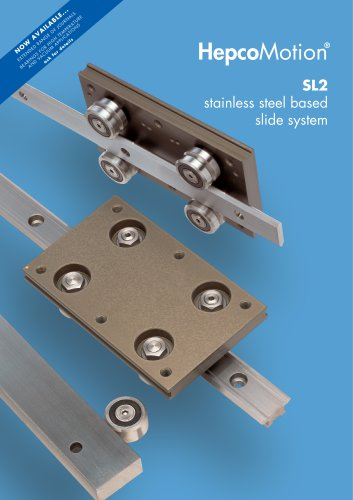 SL2 Stainless Steel Slide System