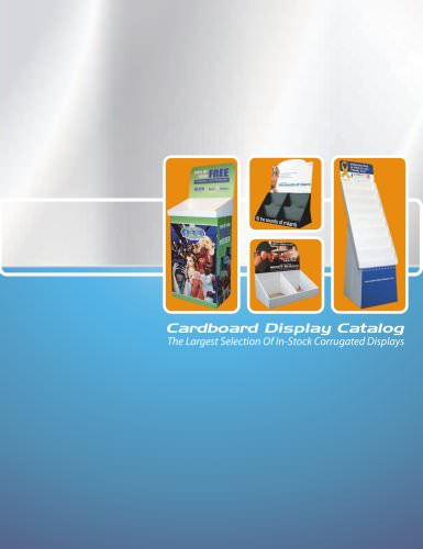 carboard display