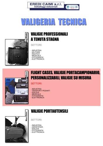 flight cases esempi