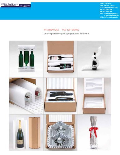 wrap packaging for e-commerce