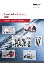 Tecnica di saldatura EWM