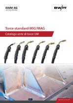 Torce standard MIG/MAG