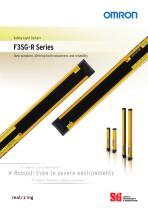 Safety Light Curtain F3SG-R Series