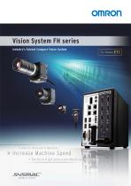 Vision System FH series