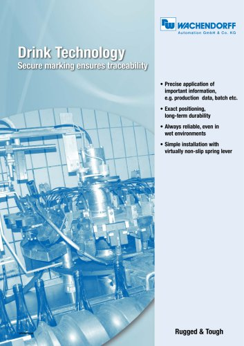 Drink Technology