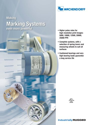 Marking Systems