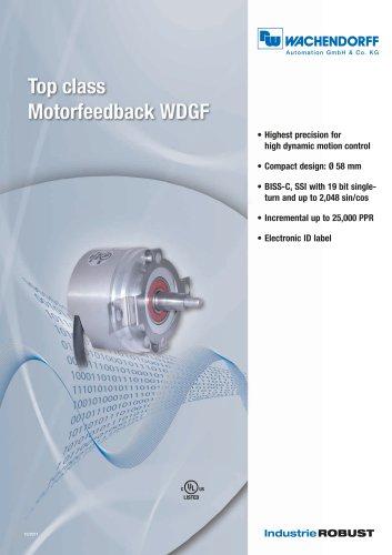 Motorfeedback WDGF