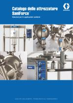 Catalogo delle attrezzature SaniForce