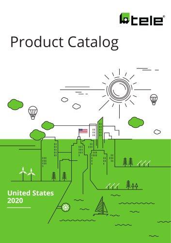 2020 TELE Catalog USA