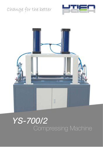 YS-700/2 Compress Packaging Machines