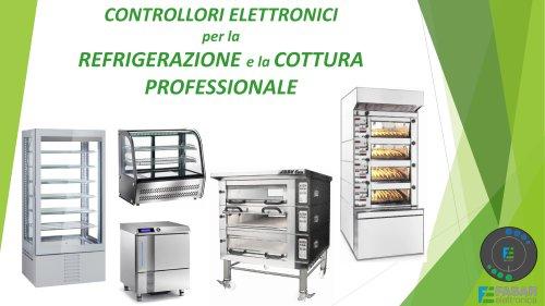 Sistemi elettronici di controllo per il freddo e il caldo professionale