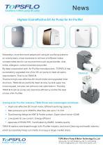 Highest Cost-effective DC Air Pump for Air Purifier