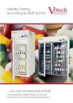 Stability Tests Pharma