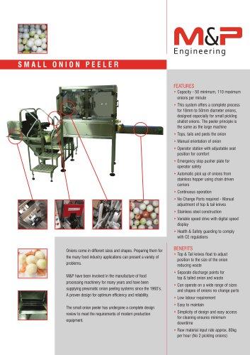 Small Onion Peeler