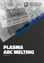 Plasma ARC Melting (PAM) Furnaces