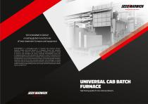 Universal CAB Batch Furnaces