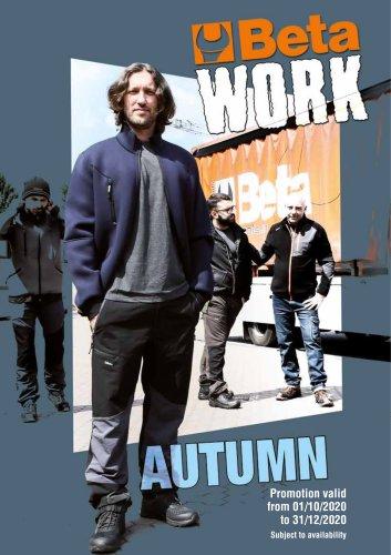 beta work automn 2020
