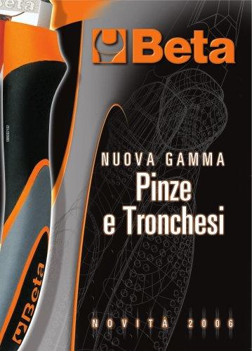 Nuova gamma di Pinze e Tronchesi