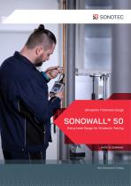 SONOWALL 50 - thickness gauge