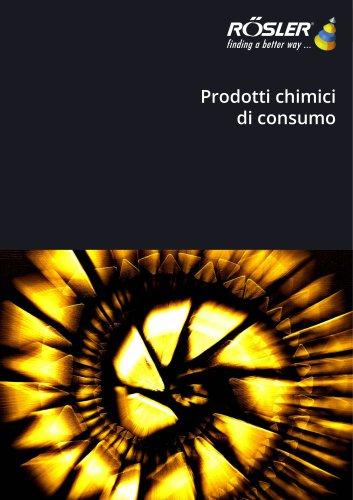 Prodotti chimici di consumo