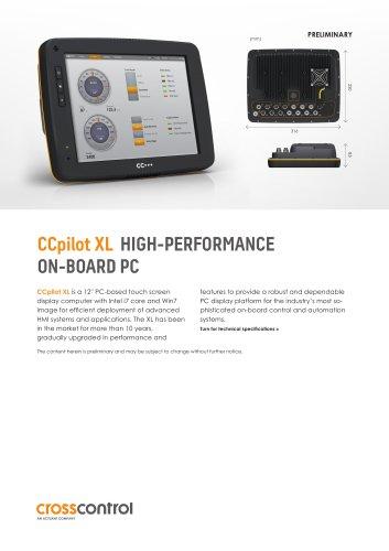CCpilot XL