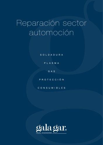 Repararion sector automocion