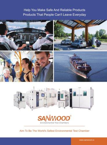 SANWOOD Product Catalog