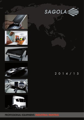 Industry Catalogue 2014