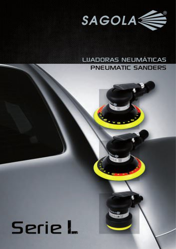 Pneumatic sander catalogue